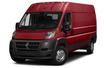 2018 RAM ProMaster 3500 - Flame Red