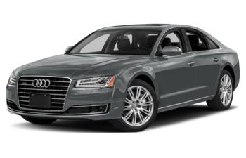 2018 Audi A8 - Monsoon Grey Metallic