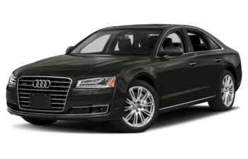2018 Audi A8 - Havanna Black Metallic