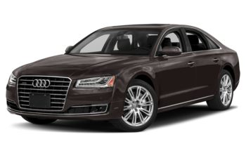 2018 Audi A8 - Argus Brown Metallic