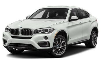 2017 BMW X6 - Alpine White