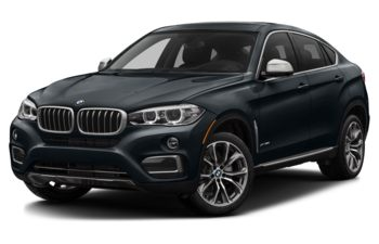 2017 BMW X6 - Carbon Black Metallic