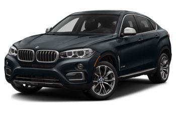 2017 BMW X6 - Carbon Black Metallic