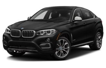 2017 BMW X6 - Black Sapphire Metallic