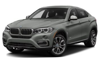 2017 BMW X6 - Space Grey Metallic