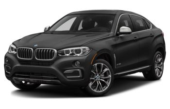 2017 BMW X6 - Dark Graphite Metallic