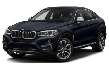 2017 BMW X6 - Azurite Black Metallic