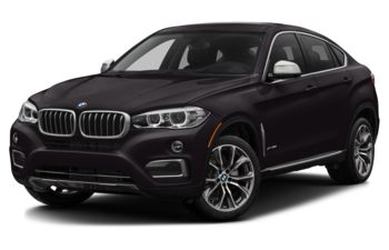 2017 BMW X6 - Ruby Black Metallic