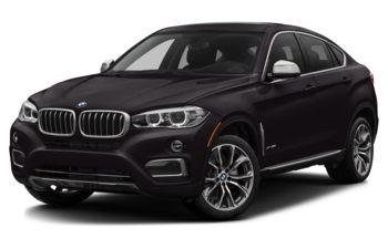 2017 BMW X6 - Ruby Black Metallic