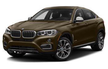 2017 BMW X6 - Pyrite Brown Metallic