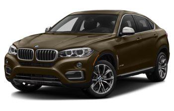 2017 BMW X6 - Pyrite Brown Metallic