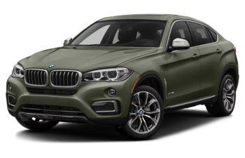 2017 BMW X6 - Atlas Cedar Metallic