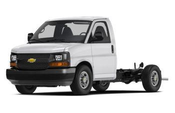 2021 Chevrolet Express Cutaway - N/A