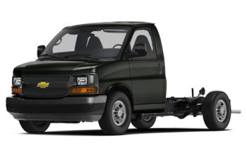 2018 Chevrolet Express Cutaway 4500 - Graphite Metallic
