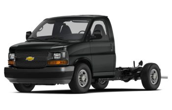 2019 Chevrolet Express Cutaway 4500 - Shadow Grey Metallic