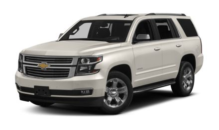 2017 Chevrolet Tahoe Commercial Fleet