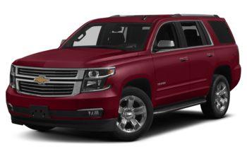 2018 Chevrolet Tahoe - Siren Red Tintcoat
