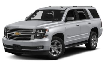 2018 Chevrolet Tahoe - Silver Ice Metallic