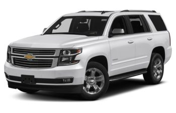 2017 Chevrolet Tahoe - Summit White