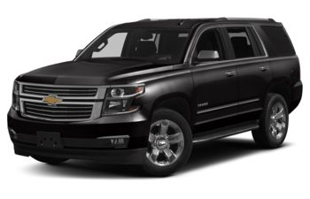 2018 Chevrolet Tahoe - Black