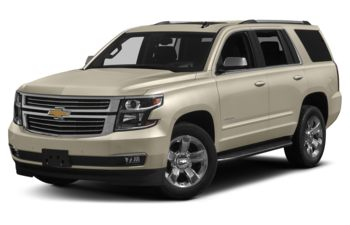 2017 Chevrolet Tahoe - Champagne Silver Metallic