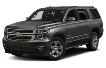 2017 Chevrolet Tahoe - Tungsten Metallic