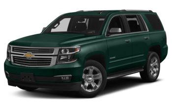 2017 Chevrolet Tahoe - Woodland Green