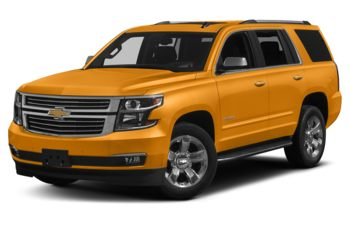 2017 Chevrolet Tahoe - Wheatland Yellow