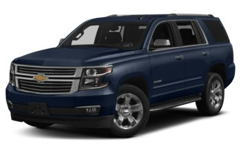 2017 Chevrolet Tahoe - Blue Velvet Metallic