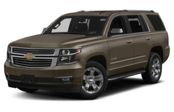 2017 Chevrolet Tahoe - Pepperdust Metallic