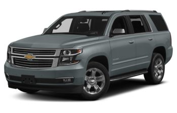 2018 Chevrolet Tahoe - Satin Steel Metallic