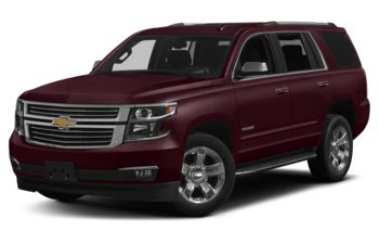 2017 Chevrolet Tahoe - Black Currant Metallic