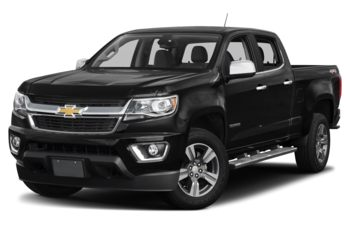 2018 Chevrolet Colorado - Black