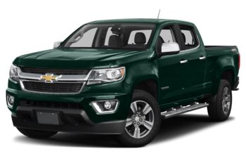 2018 Chevrolet Colorado - Woodland Green