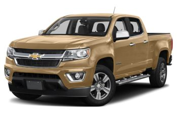 2018 Chevrolet Colorado - Doeskin Tan