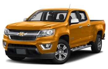 2018 Chevrolet Colorado - Wheatland Yellow