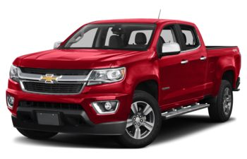 2018 Chevrolet Colorado - Red Hot