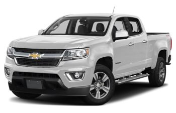 2018 Chevrolet Colorado - Summit White