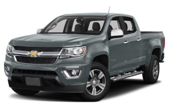 2018 Chevrolet Colorado - Satin Steel Metallic