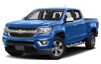 2018 Chevrolet Colorado - Kinetic Blue Metallic