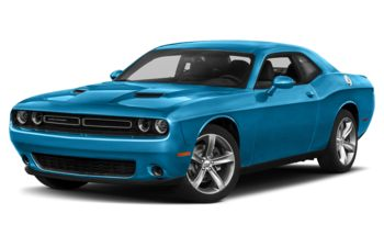 2018 Dodge Challenger - B5 Blue Pearl