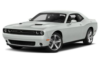 2018 Dodge Challenger - Bright White