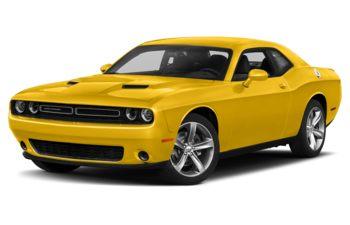 2017 Dodge Challenger - Yellow Jacket