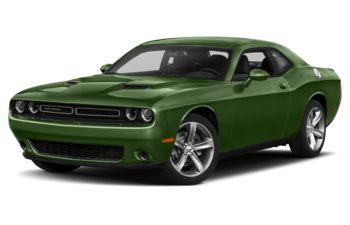 2018 Dodge Challenger - F8 Green Metallic