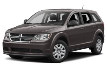 2018 Dodge Journey - Granite Crystal Metallic