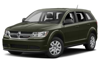 2018 Dodge Journey - Olive Green Pearl