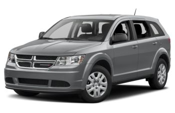 2018 Dodge Journey - Billet Metallic