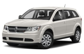 2019 Dodge Journey - White