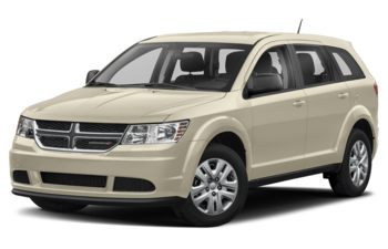 2019 Dodge Journey - Pearl White Tri-Coat