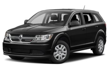 2018 Dodge Journey - Pitch Black